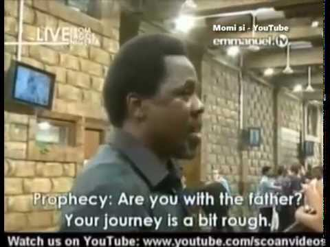 SCOAN 13 April 14: Prayer Line, Prophecies & Deliverance With Prophet TB Joshua (Part 1/2)