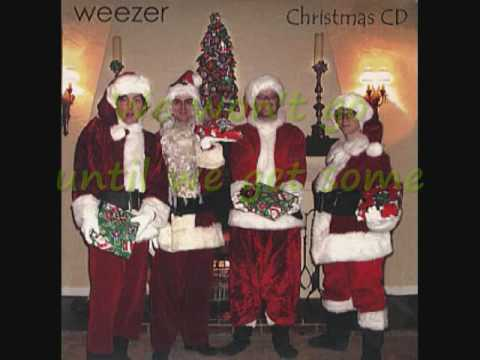 Permalink to weezer we wish you a merry christmas 2016