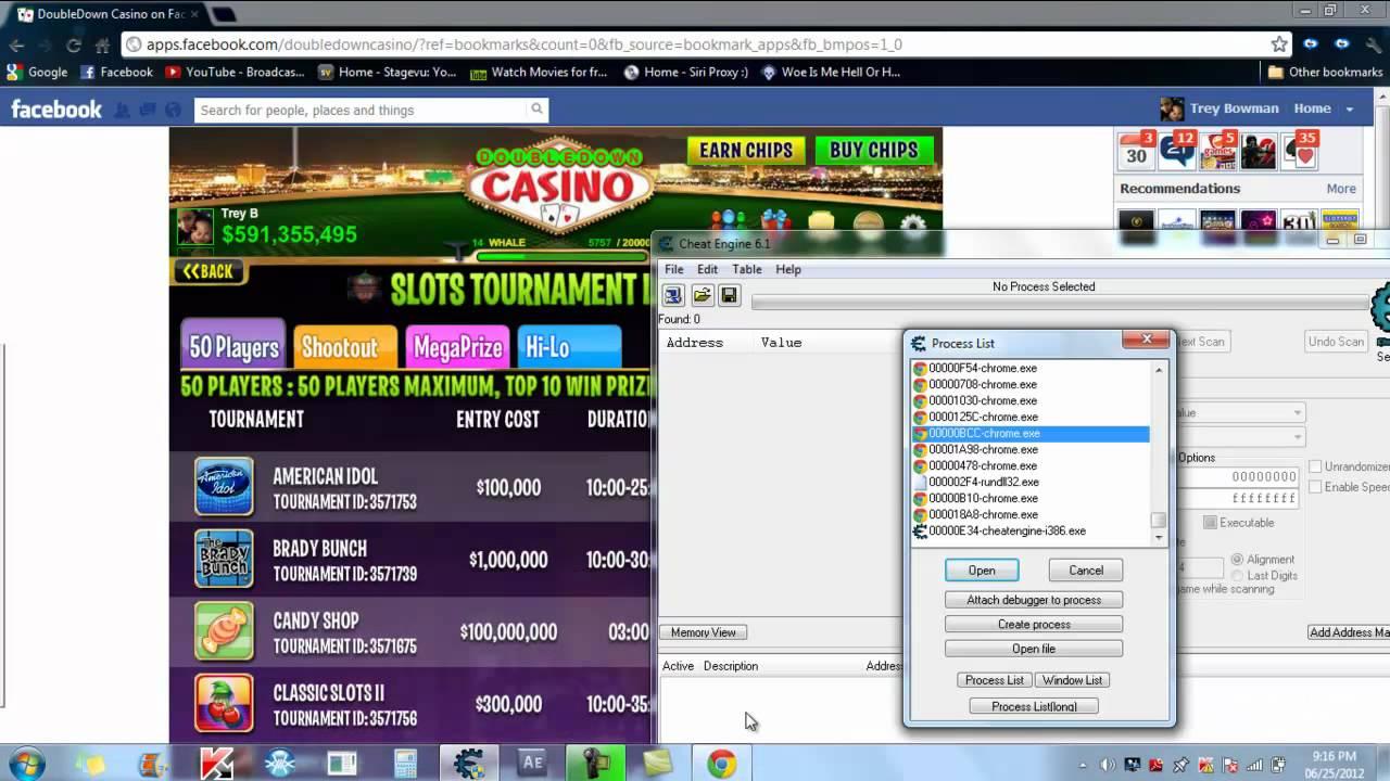 Doubledown casino free chips no survey