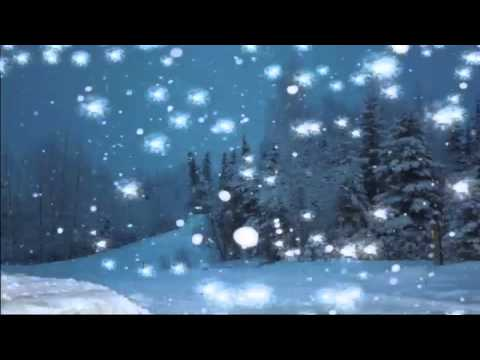 Christmas Snow Loop (Worship Background Motion)
