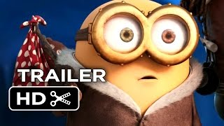 Minions Official Trailer #1 (2015) Despicable Me Prequel