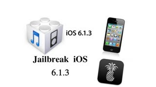 How To Jailbreak IOS 6.1.6 IPhone 4 /3GS /iPod Touch 4g
