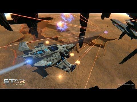 Закрытый бета-тест Star Conflict стартовал накануне Дня Космонавтики!