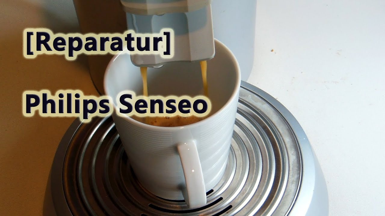reparatur philips senseo kaffeemaschine. Black Bedroom Furniture Sets. Home Design Ideas
