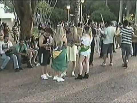 4º dia de manifestação em Uberlândia