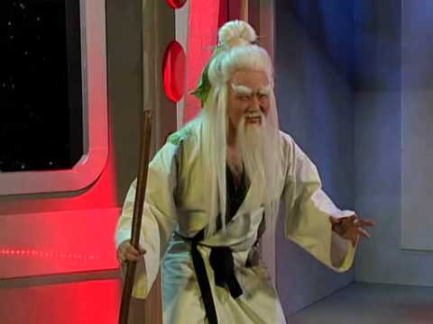 MADtv   Blind Kung Fu Master Space