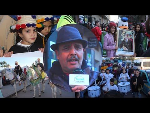 طنجة: موكب ختان من تنظيم جمعية أطفال الغيوان