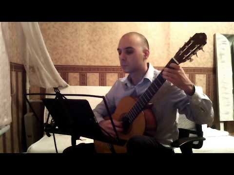 Carcassi, Matteo; op 59 No 1 Andantion Grazioso (Carcassi Method)