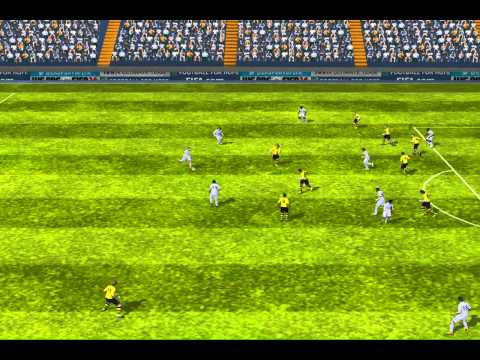 FIFA 14 iPhone/iPad - BRAZZERS vs. Bor. Dortmund