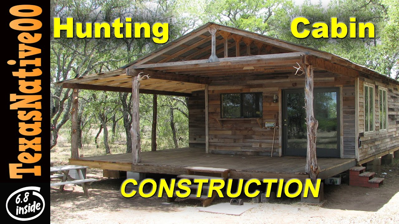 22 simple hunting camp plans ideas photo building plans for Hunting camp house plans