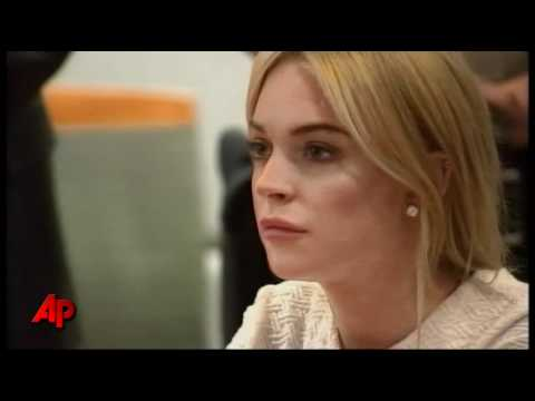 Judge to Lindsay Lohan: 'Don't Push Your Luck'