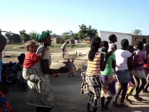 Louvor das angolanas - parte 1