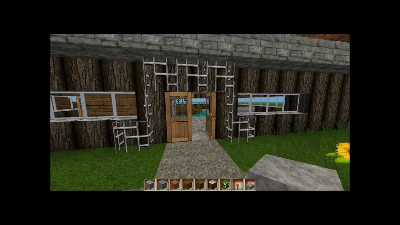 pin minecraft inneneinrichtung modernes haus deko objekte on pinterest. Black Bedroom Furniture Sets. Home Design Ideas