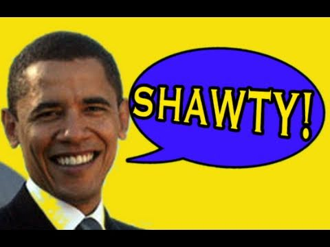Obama Sings to the Shawties (replay extended)