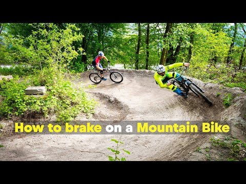 Do you even know how to brake?   How to MTB E2 with Rob Warner and Tom Oehler
