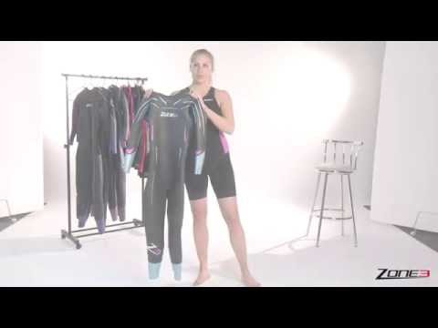 Women's Guide to Putting on your Wetsuit