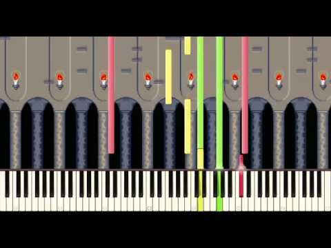Super Mario World Castle Theme Church Organ MIDI