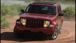 Paul & Terri's Jeep Liberty videos