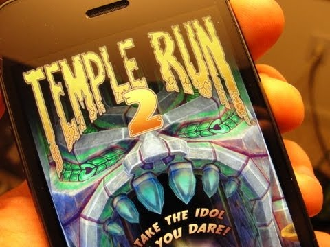 Temple Run 2 Cheat Without Jailbreak! Infiniti Coins Hack! Unlimited Money! For iPhone & iPad!