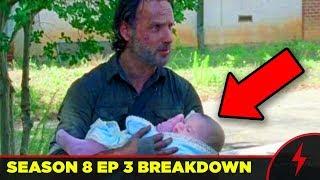 Walking Dead 8x03 Breakdown - IS DARYL EVIL? (