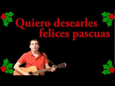 Feliz Navidad (Spanish version)