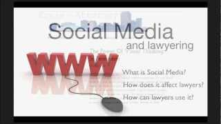 Class 9 - Social Media for Lawyers - Ernie Svenson