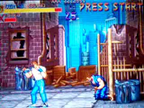 Final Fight Arcade (Xbox Capcom Classics)