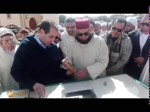 تدشين مسجد بوجان