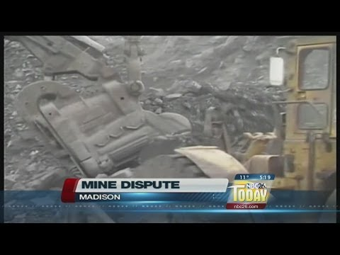 Iron Mine Dispute Continues