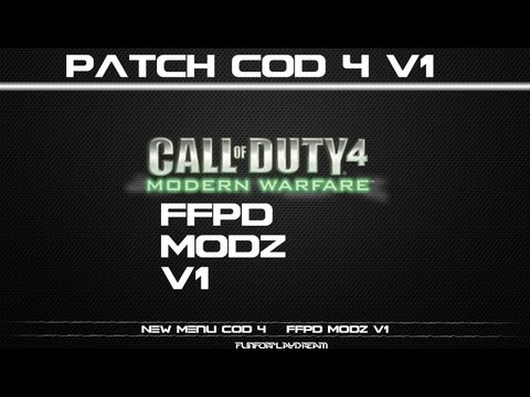 [Download] New Menu Cod4 : FFPD Modz Menu V1 traduit en francais