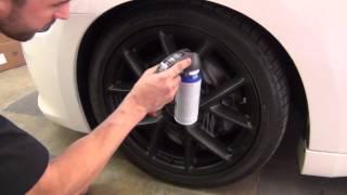 PlastiDip on Rims - New Brake Masking System! videos