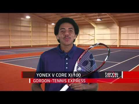 Yonex VCore Xi 100 | Tennis Express Racquet Review