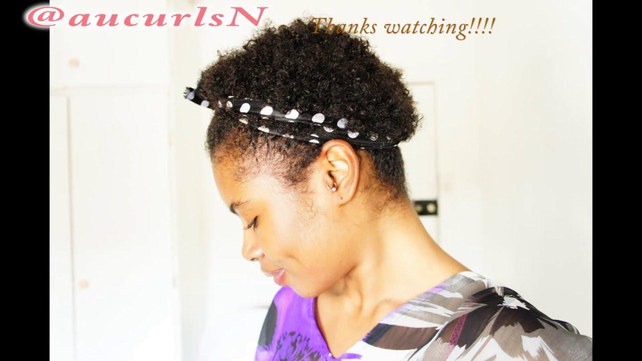 Short Natural Hair Headbands