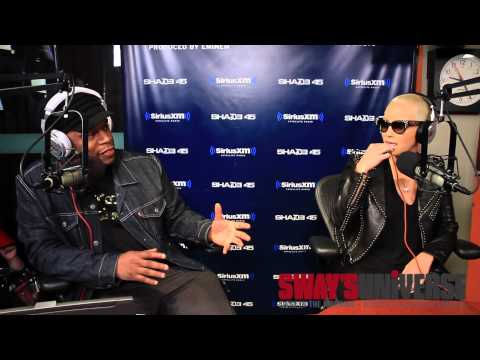"Amber Rose on Motherhood, Marriage, & New Movie ""School Dance"""