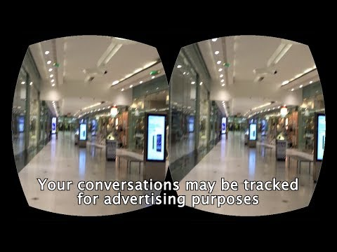 Facebook for Oculus Rift: The Commercial
