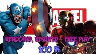 LEGO: Marvel Super Heroes Rebooted, Resuited (FREE PLAY