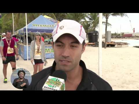 Marathon Bahamas Provides Tourism Boost