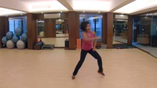 Zumba / Bollywood Dance Fitness Choreography On Saree Ke