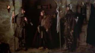 Monty Python and the Holy Grail: Guarding The Room