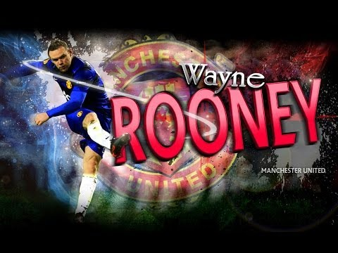 Wayne Rooney   Best Goals at Manchester United HD