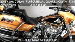 2008 Harley Davidson FLHTCUI Electra Glide Ultra Classic