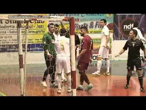Serie A2, Atl.Belvedere - Futsal Isola 3-1 (24/01/15)
