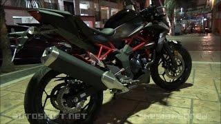First Impression: 2014 Kawasaki Z250 SL