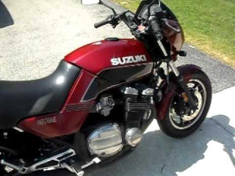 1983 suzuki gs750es by - photo #9