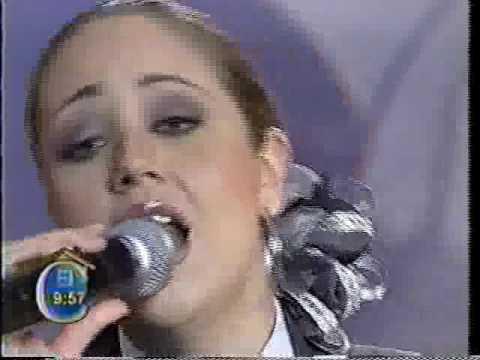 Alejandra Orozco -TE SOÑÉ- , 2004.