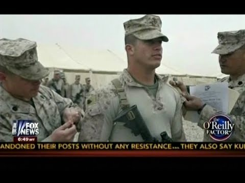 Imprisoned U.S. Marine In Mexico Update - O'Reilly