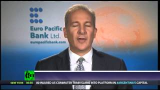 Peter Schiff: US Lost Ability To Produce, Can't Live