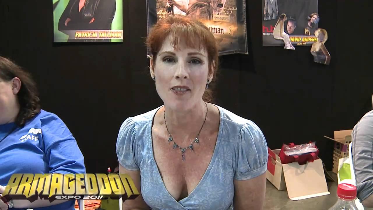 Patricia Tallman at Armageddon Sydney 2011 - YouTube