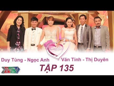 VỢ CHỒNG SON - Tập 135 | Duy Tùng - Ngọc Anh | Văn Tính - Thị Duyên | 13/03/2016