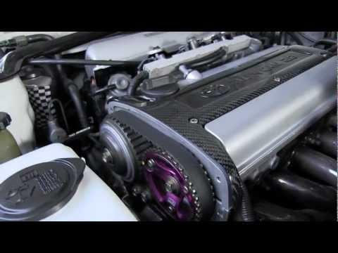 Замена шкива VVT-i на двигателе 4A-GE 20 Valve